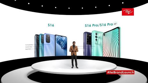 itel unveils S16 Series
