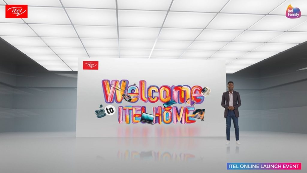 itel Launches itel S17, Cinema TV Projector, itel Spirit 1 Laptop and Other New Products in Exclusive Online Launch